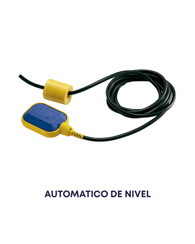 AUTOMATICO DE NIVEL