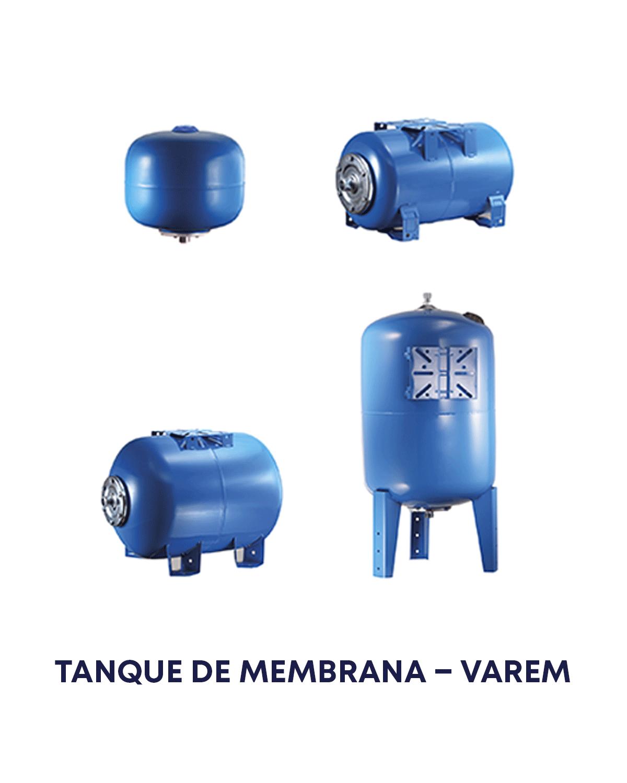 TANQUE DE MEMBRANA - VAREM