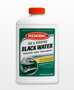 ROEBIC RV & MARINE BLACK WATER
